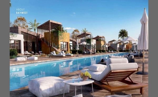 Sea View Villa in Bay West