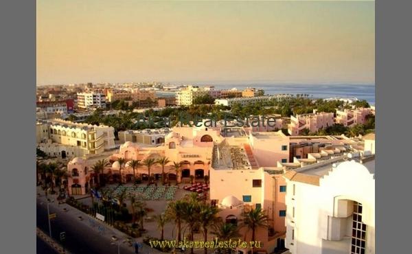 Apartments on the Promenade near the beach